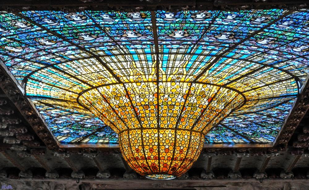 """Résultat de recherche d'images pour """"Palais de la musique catalane"""""""